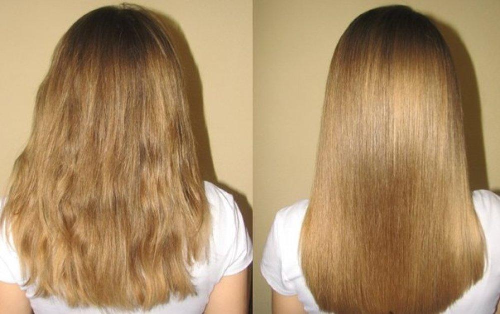 Маска ламинирование волос в домашних условиях видео