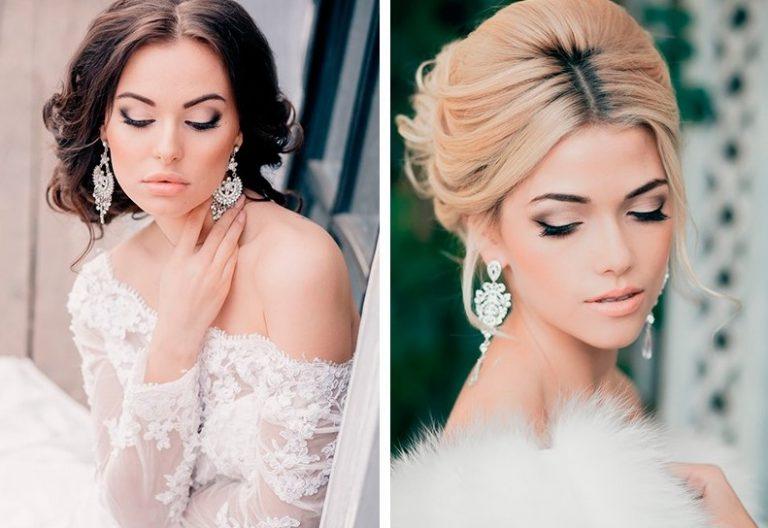 Свадебный макияж 2017 модные тенденции