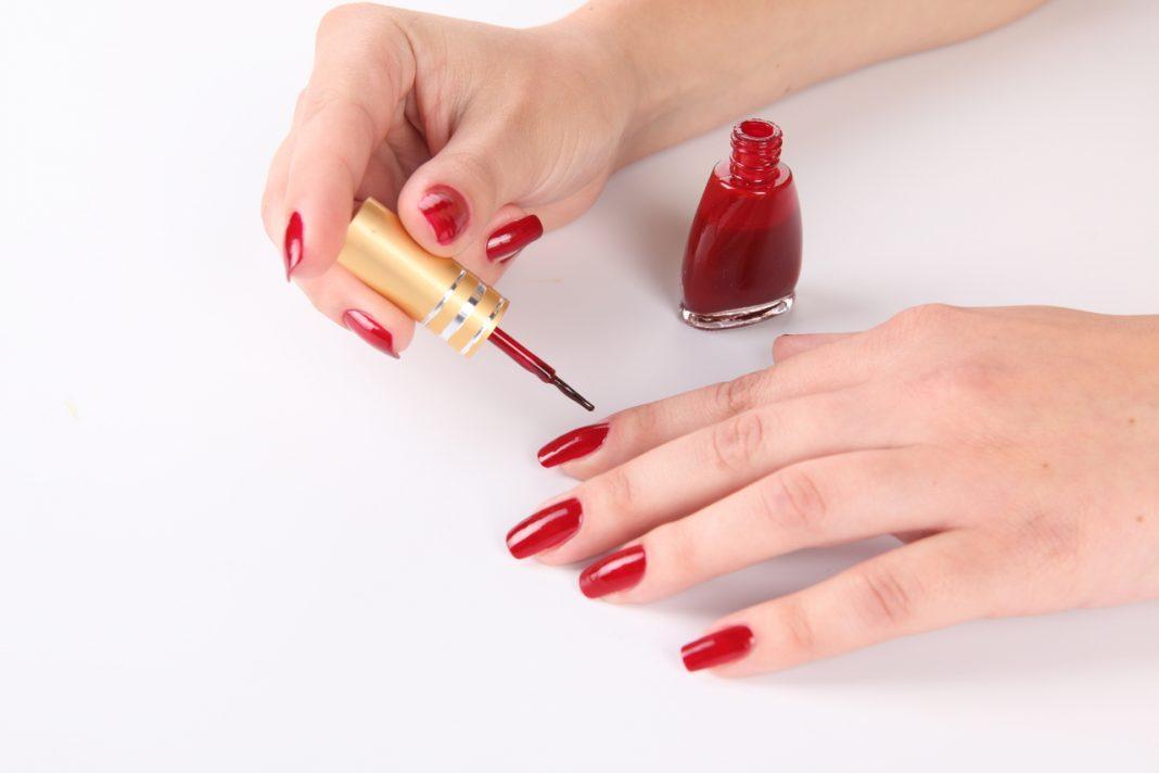 Как по прикольному накрасить ногти