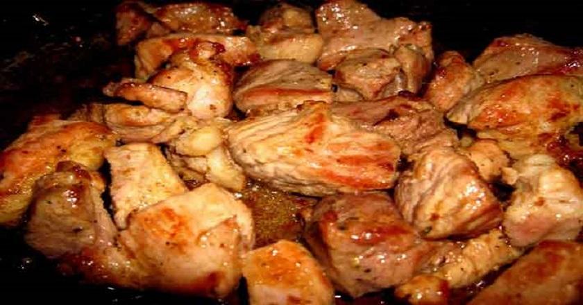 Как сделать вкусное жаркое без мяса