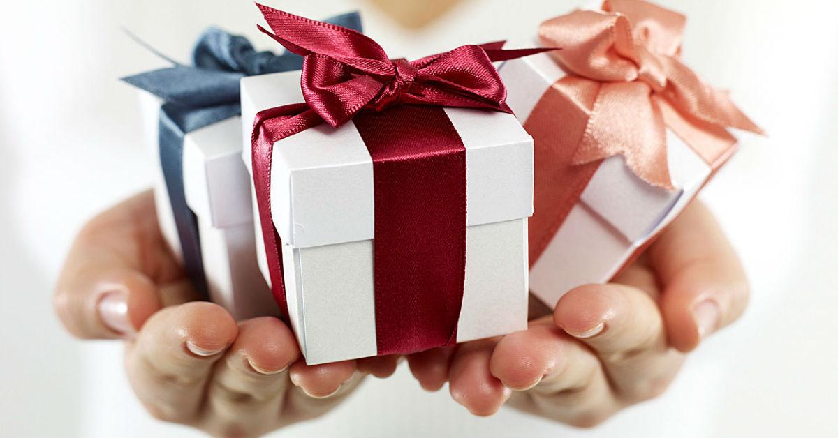 Конкурс в котором все получаю подарки