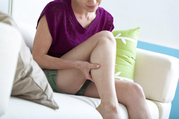 По какой причине болят икры ног? Лечение народными средствами