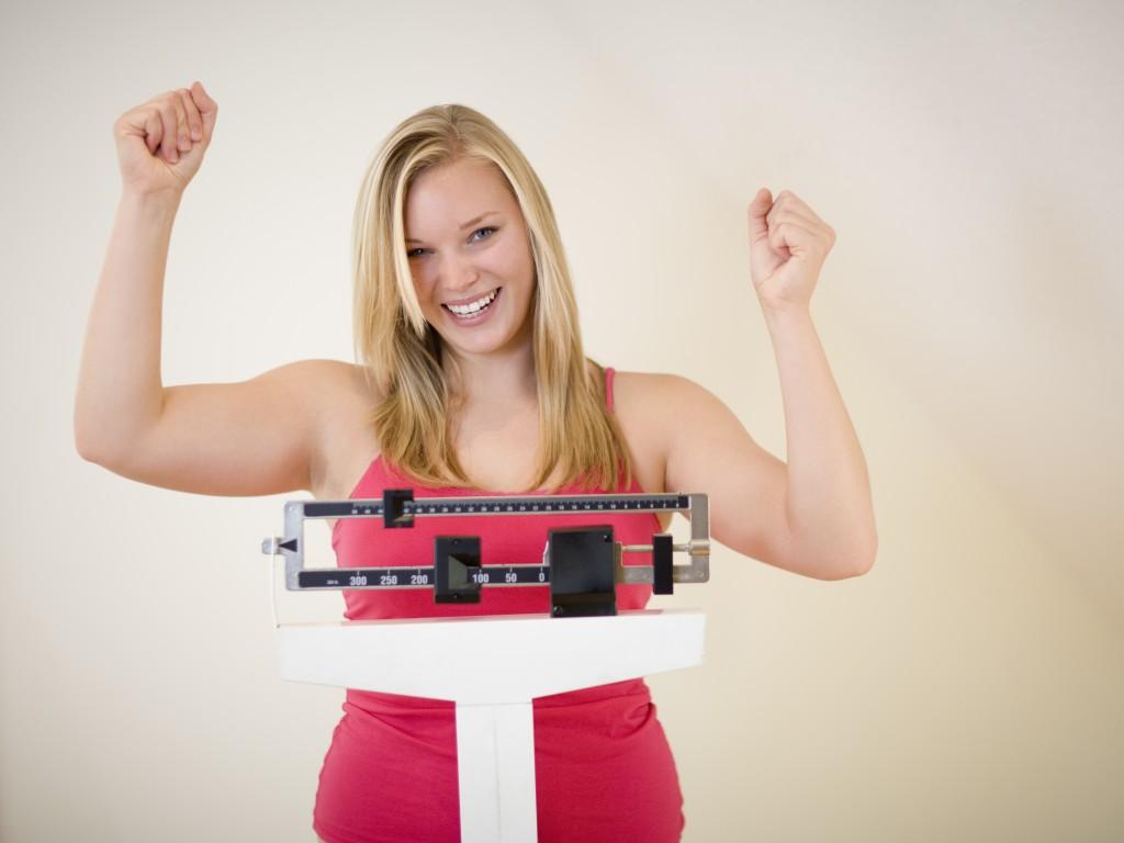 Психологический настрой при похудении