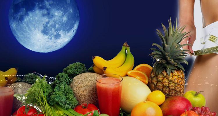 Лунный Календарь И Диета Для Похудения. Лунная диета — питание по календарю на каждый день