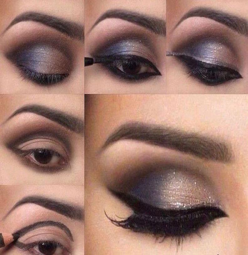идеи для новогоднего макияжа