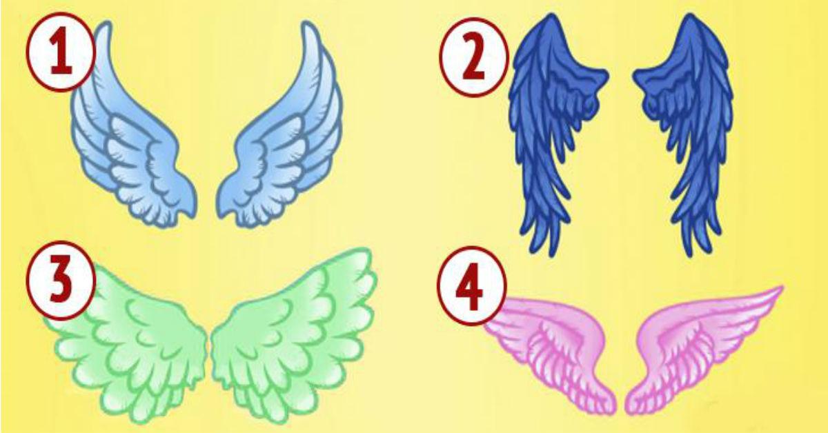 Тест какой у меня ангел хранитель с картинками