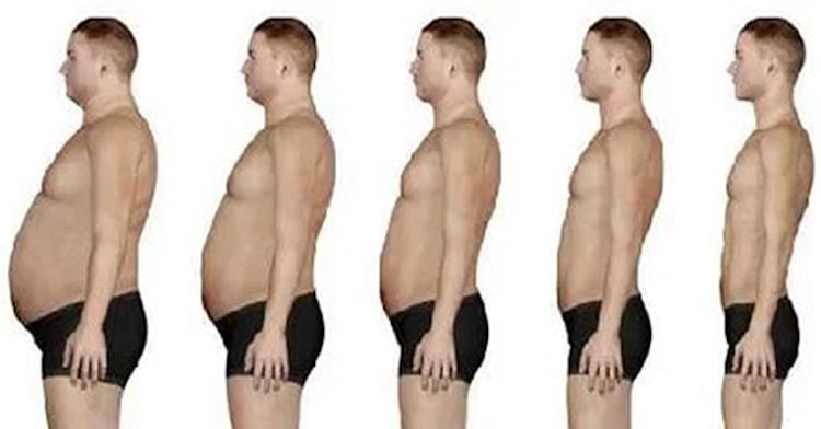 Похудение при ожирении первой степени
