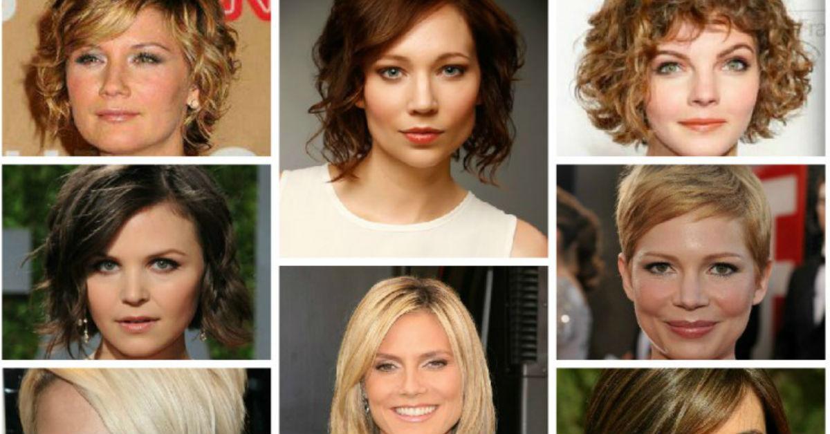 Предлагаем посмотреть видео — стрижки для тонких волос и круглого лица.