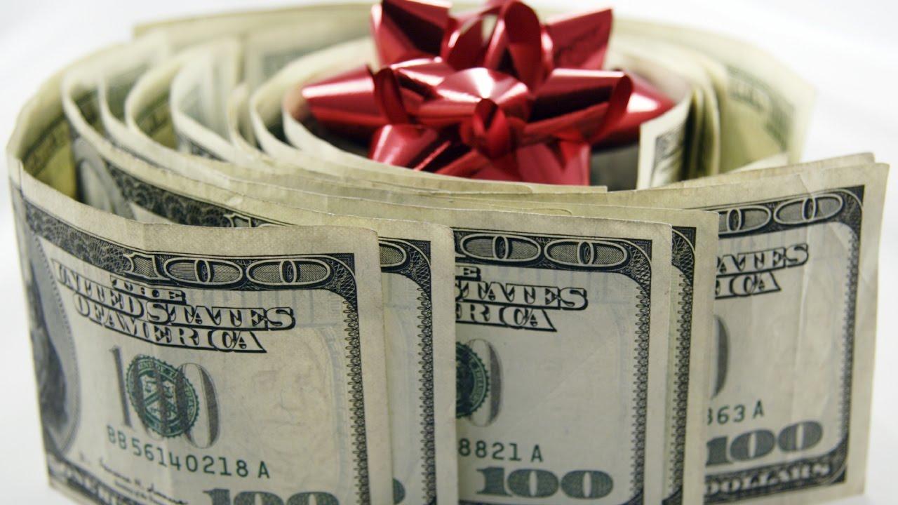 Открытки с деньгами для привлечения денег, днем рождения