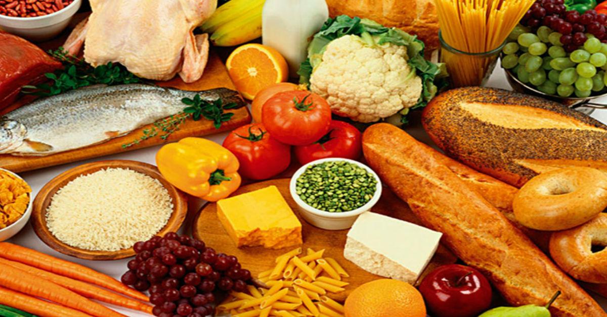 какие продукты есть при диете список