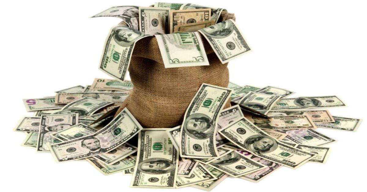 Открытки с деньгами для привлечения денег