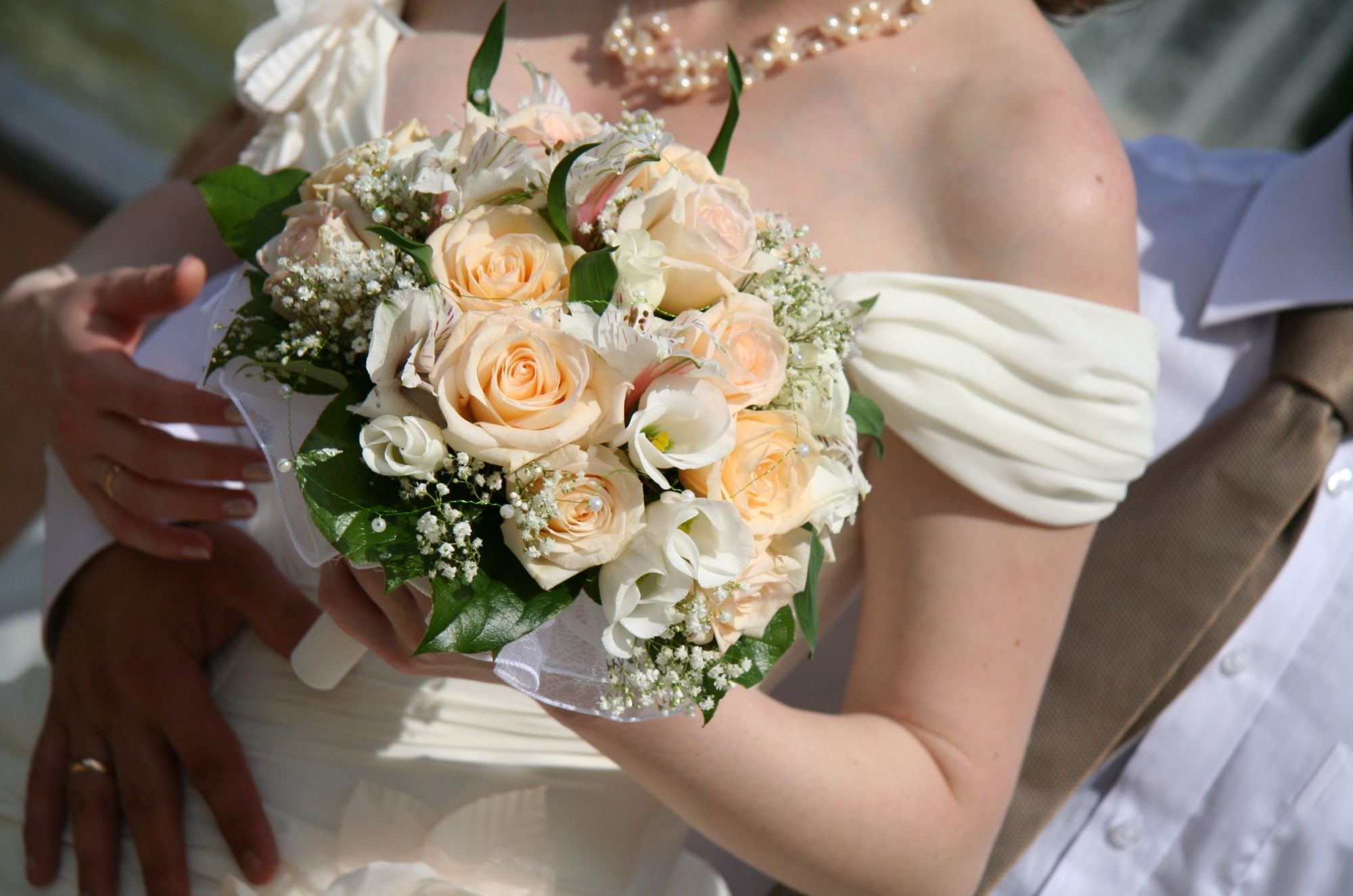 Свадебный букет как, цветов алтайский